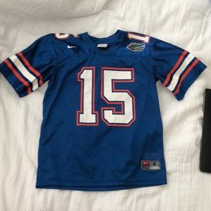 Tebow gator jersey